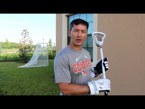 Simple Drill: How to Quickly Improve Your Off Hand in Lacrosse