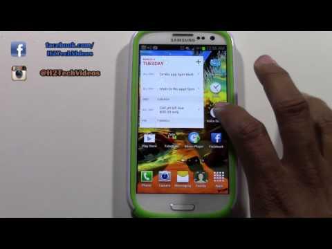 Galaxy S3 - Great Hidden Feature | H2TechVideos