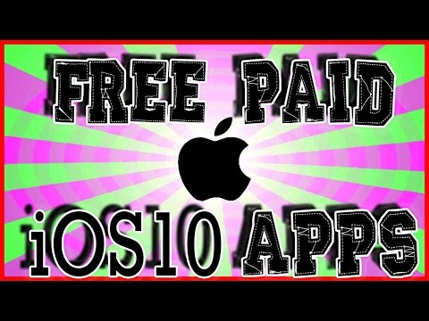 Download Paid Apps Free iOS 10 /9 / 8 / 7 Devices [Best Method] Hunderds Apps Available [Not TuTu]