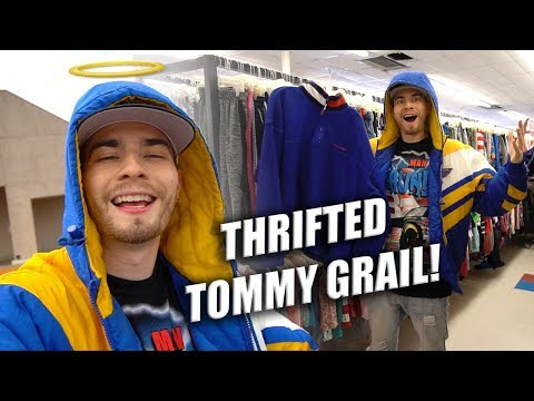 Trip to the Thrift #228 | Major Tommy Hilfiger Come Ups!