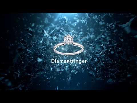 Eksklusive Diamantringer   www.Rutger.no