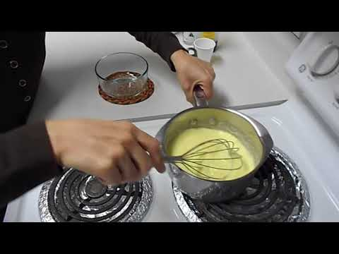 How to make custard or pastry cream