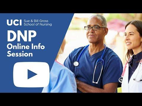 DNP Info Session April 10 - UCI Sue & Bill Gross School of Nursing