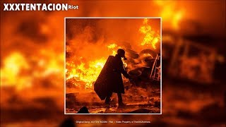XXXTENTACION - Riot (Official Instrumental) #RIPX