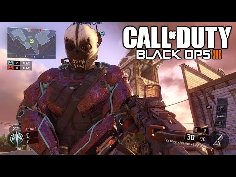 Black ops 3 Multiplayer with the squad  (Chill Stream)
