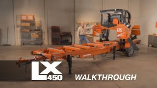 LT40 Hydraulic Portable Sawmill Walkthrough | Wood-Mizer