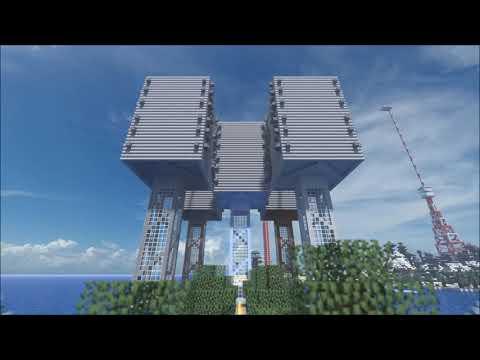 Download 2b2t: Aureus City - My Home Revealed