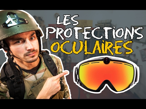 LES PROTECTIONS OCULAIRES (AIRSOFT)