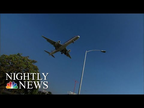 Thousands Of Upcoming American Airlines Flights Don't Have Pilots | NBC Nightly News