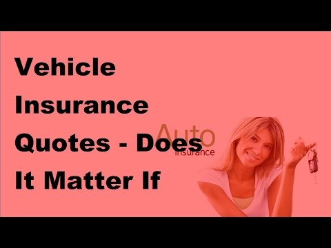 Vehicle Insurance Quotes   Does It Matter If You Are Unemployed  - 2017 Unemployed Vehicle Insurance