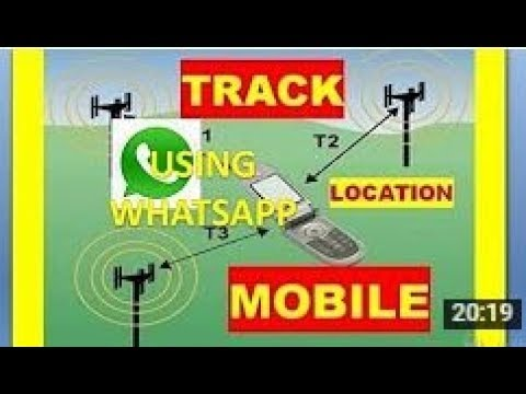How to locate Cell Phone Using Whatsapp   Android   iOS   YouTube