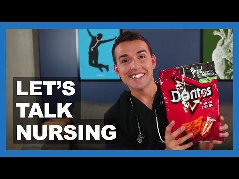 LET'S TALK ABOUT NURSING!