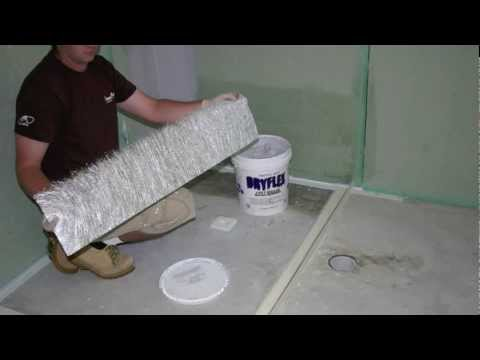 How to Waterproof a Shower Area in Australia