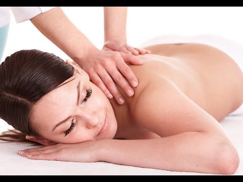 how to give a back massage, 1 of 9
