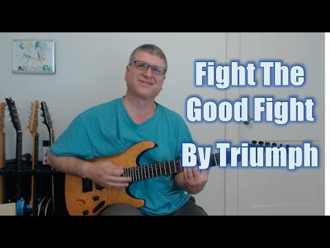 Fight The Good Fight - Triumph (with TAB)
