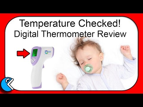 Baby Thermometer Review - Review Cruncher Technology