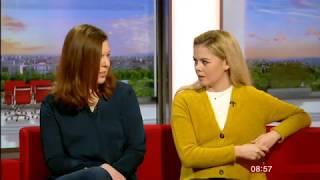 DERRY GIRLS  Lisa McGee & Saoirse - Monica Jackson Interview