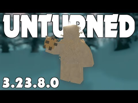 IMPACT GRENADE AND ARCTIC CLOTHES! Unturned Update 3.23.8.0!