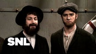 Immigrant Tale - SNL