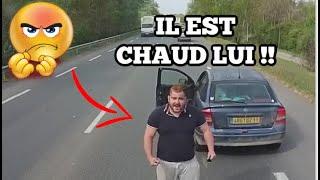 IL VEUT SE BATTRE SUR LA ROUTE / ROAD RAGE 😡