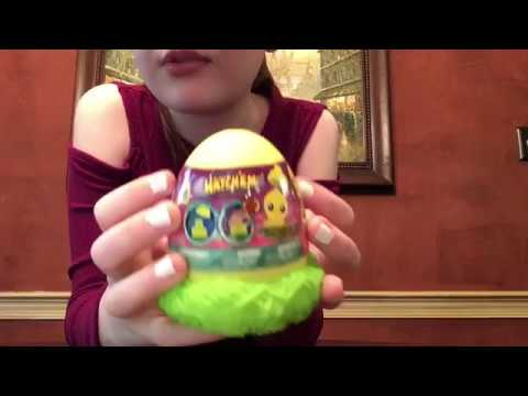 Mash'ems Hash'ems Blind Egg Chic Series 1 Squishies Unboxing