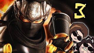Ninja Gaiden Sigma: No Time - PART 3 - Game Grumps