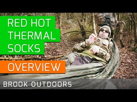 Red Hot Thermal Socks │ Warm Feet │ Overview