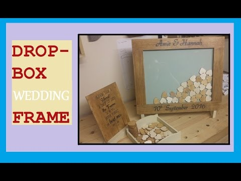 Wedding Frame Drop-Box