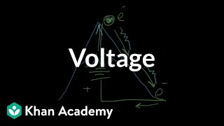 Download Voltage | Introduction to electrical engineering | Electrical engineering | Khan Academy Video
