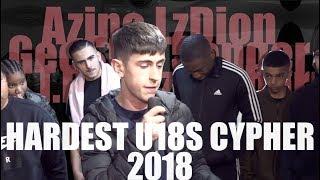 HARDEST U18 CYPHER 2018 #U18CYPHER [BL@CKBOX] @WE_R_BLACKBOX