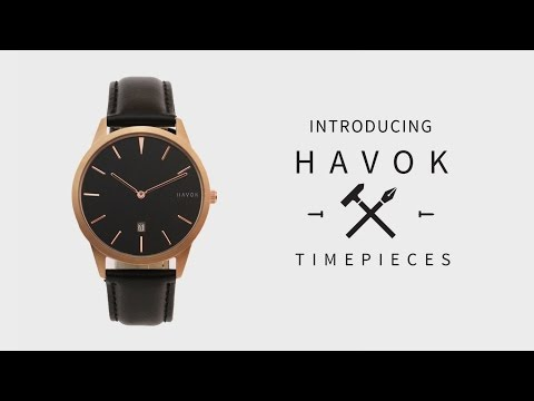 Havok Timepieces Review!