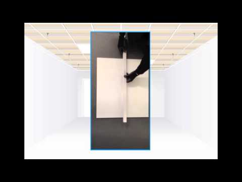 Cutting Suspended Ceiling Tiles Guide - How to Cut Ceiling Tiles -  Ceiling Tiles UK