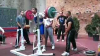 Squat Damien 170 Kg.mp4