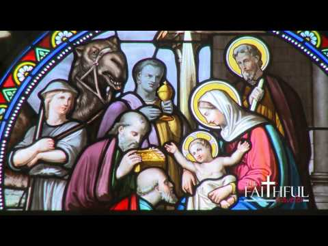 Church of St Catherine -- Holy Land Video