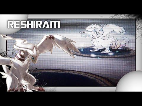[WSHC #2] [Live!] Shiny Reshiram Pokemon Black (US) After 1593 RA's