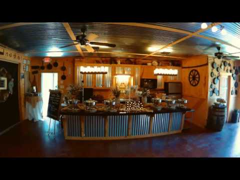 Smokey Mountain Wedding & Party Barn | Virtual Tour | Wears Valley Weddings