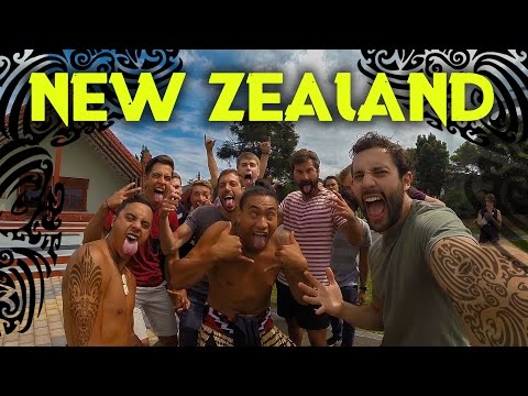 NEW ZEALAND l 23 DAY ROAD TRIP l 2016