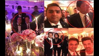 Imran Khan & Bollywood Stars at a Wedding in London.