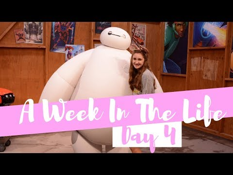 A PARKS DAY OFF + TRYING SCHOOL BREAD // Week In The Life Of The DCP (Day 4)