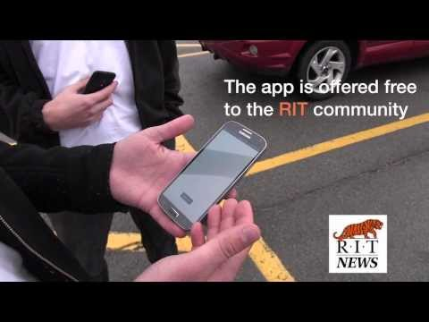 RIT offers free TigerSafe app - developed by RIT students