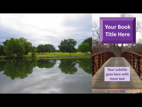 How To Create and Change Your Own Ebook Cover  ebook cover design software