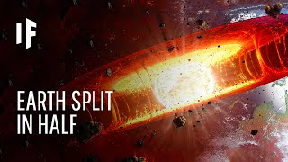 Download What If the Earth Was Cut in Half? Video