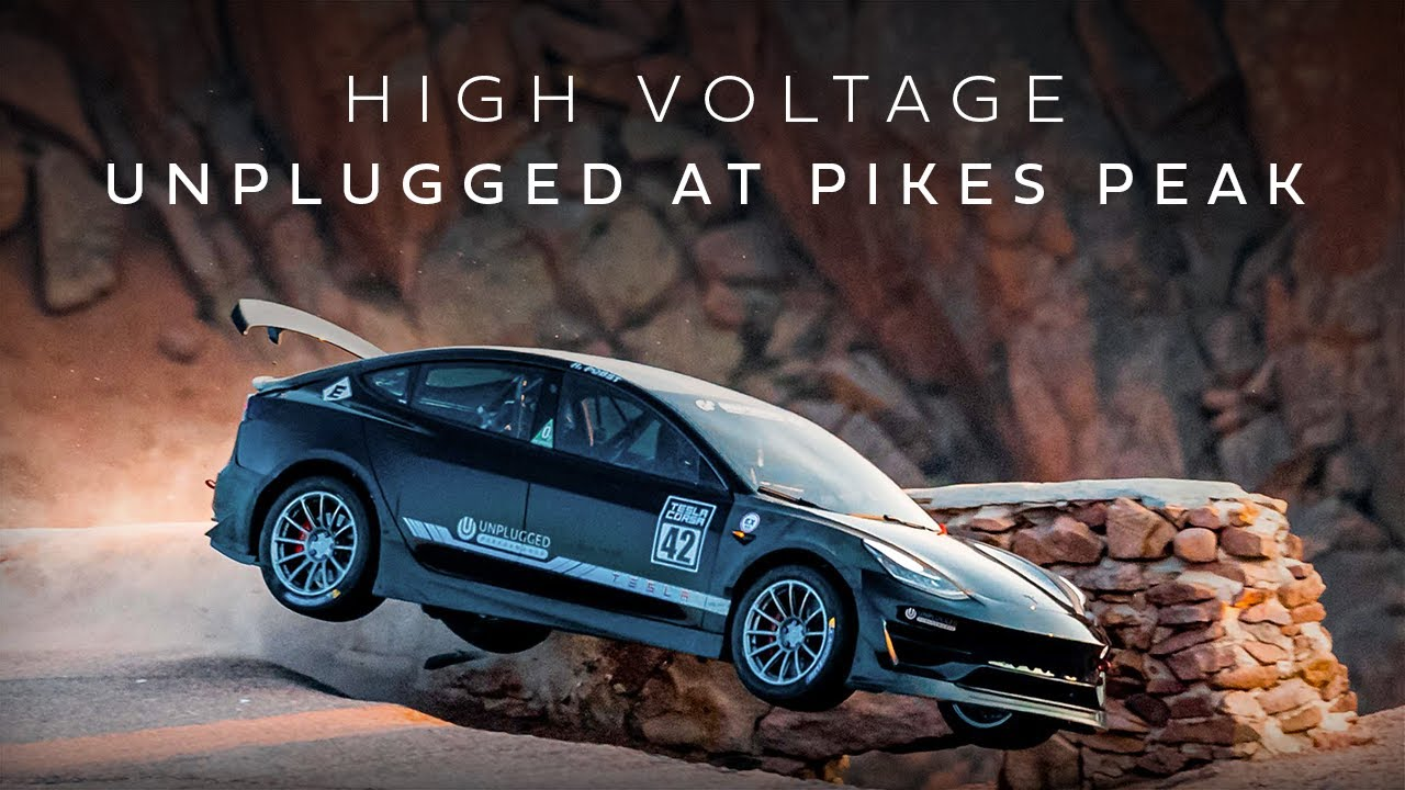 HIGH VOLTAGE   UNPLUGGED AT PIKES PEAK - Behind The Scenes Documentary