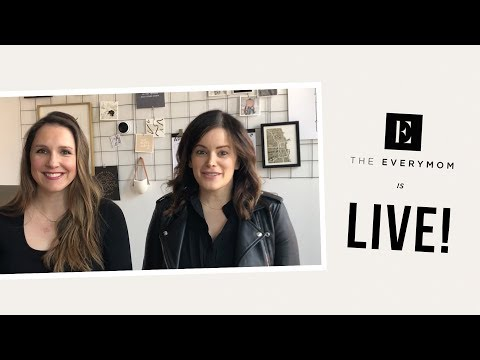 Cofounders Alaina & Danielle on Launching The Everymom  •  Editors' Note