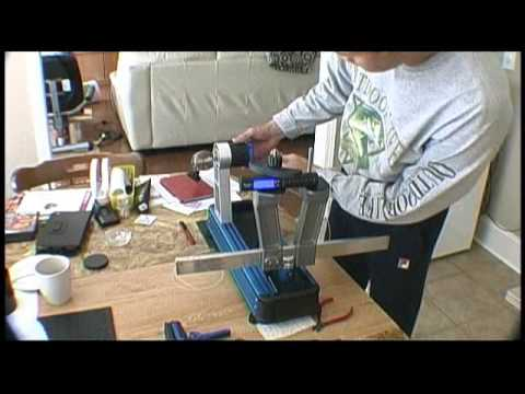 Tennis Racquet Stringing Machine Calibration Using an Electronic Luggage Scale