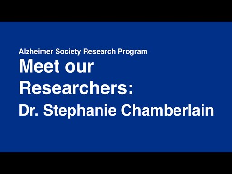 Stephanie Chamberlain, University of Alberta
