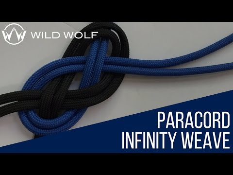 Infinity Weave Paracord - Infinity Knot