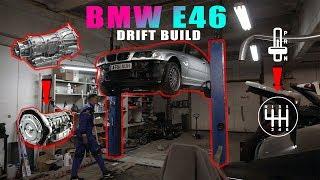KEIČIAM BMW E46 AUTOMATĄ Į MECHANINĘ GREIČIŲ DĖŽĘ   VLOGAS