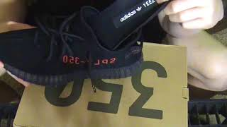 32859714b cheapyeezyshop.com bred yeezy v2 review!!!!! best version with real