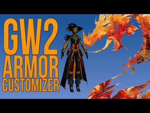 [DevLog] Guild Wars 2 | Interactive Armor Customization